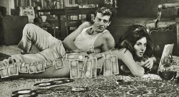 Suçlular Aramızda (1964) Suçlular Aramızdaki Leyla Sayar güzelliği