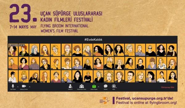 23. Uçan Süpürge Uluslararası Kadın Filmleri Festivali