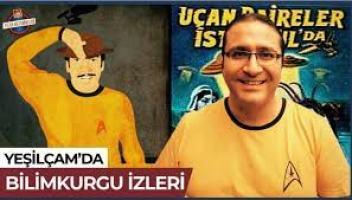 Utku Uluer, Yeşilçam sinemasında 1937 ile 1990 yılları arasında çekilmiş Fantastik Türk filmlerindeki bilimkurgu izlerini irdeliyor.