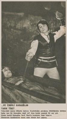 Mehmet Berk Yaltırık'tan, vampir kültü ve Yeşilçam'a yansımaları hakkında inceleme yazısı.