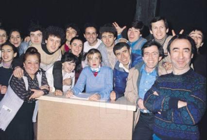 Osman Cavcı, Ahmet Çadırcı ve Renkli-Türkçe Şener şen Adile Naşit