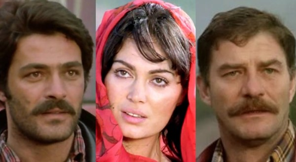Where was, one the most succesful movie of Yeşilçam period, The Girl with the Red Scarf shot? (Selvi Boylum Al Yazmalım)
