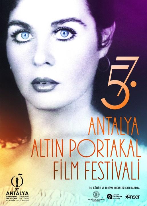 Altın Portakal Film Festivali'nin tanıtımı için hazırlanan afişle küresel salgın sürecinde, cephesi olmayan savaşın kahramanları Altın Portakal ile onurlandırıldı.