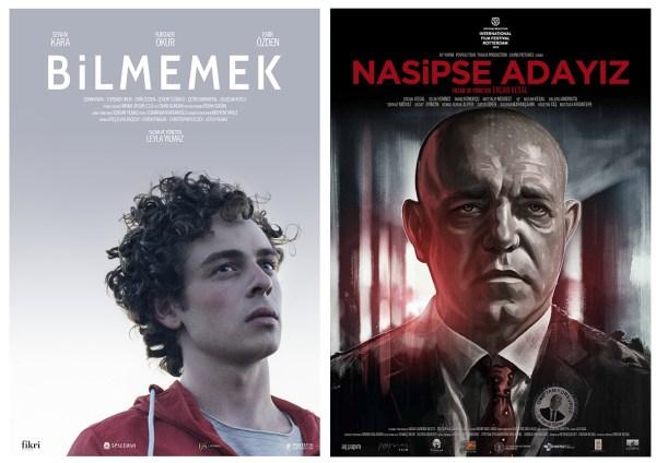 27. Uluslararası Adana Altın Koza Film Festivali'nde, Ercan Kesal'ın yönettiği Nasipse Adayız ve Leyla Yılmaz'ın yönettiği Bilmemek filmleri, 5'er ödüle layık görüldü.