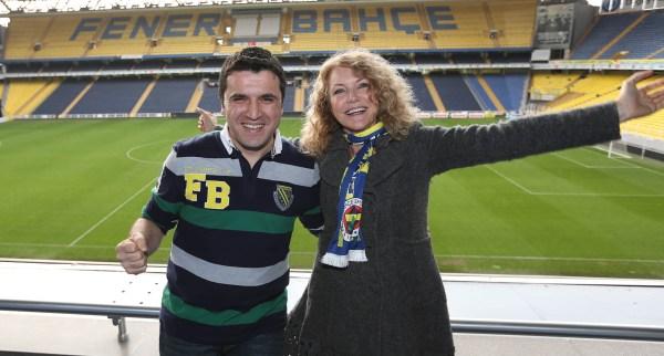 Ersin Demirel'in Suna Yıldızoğlu ile kariyeri, hedefleri ve Fenerbahçe üzerine konuştuğu ve 2014'de Fenerbahçe Dergsinde yayınlanan söyleşisi