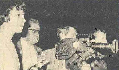 15 Aralık ve 29 Aralık 1971 tarihli Hey Dergilerinden Türk Sineması için İKİ GENÇ ARIYORUZ