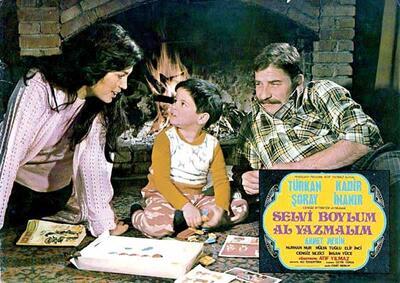 Где снимали фильм Красная косынка? (Selvi Boylum Al Yazmalım) - снятая в 1977 году