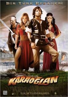 2013      X-Oğlu / Karaoğlan - Büyük usta Suat Yalaz'ın yarattığı unutulmaz karakter Karaoğlan'ın sinema serüvenini Cemal Berktaş yazdı