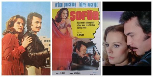 Orhan Aksoy'un yönettiği Orhan Gencebay filmografisinin unutulmaz filmlerinden Şoför (1976) inceleme yazısı Musikişinas köşesinde bu hafta sizlerle