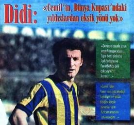 Cemil - Can Sönmez hem Türk Sineması hem de bir Kemal Sunal klasiği olan 1978 yılı yapımı İnek Şaban filmini yazdı.