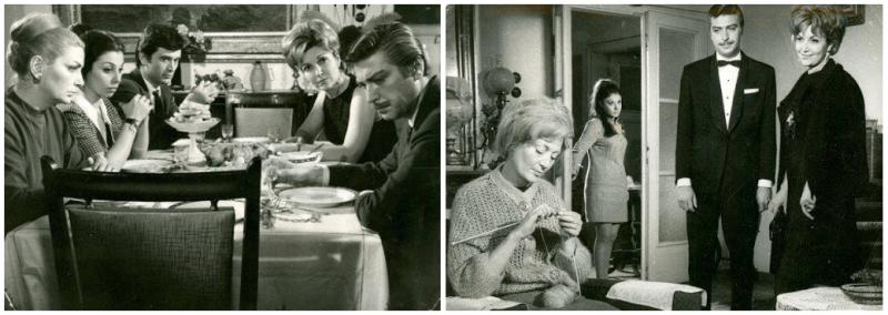 Ertem Eğilmez'in ağlama garantili dram filmi Yaşlı Gözler (1967)