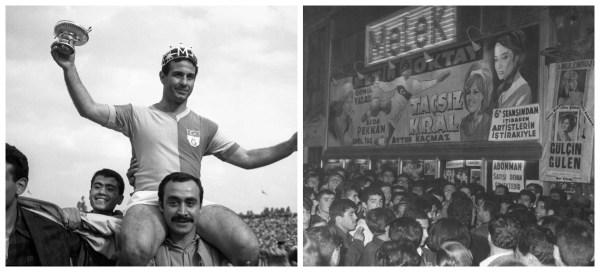 Metin Oktay Beyazperdede: Taçsız Kral (1965)