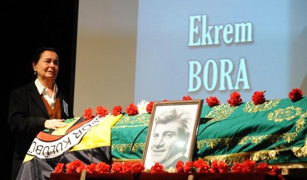 Ekrem Bora Cenaze