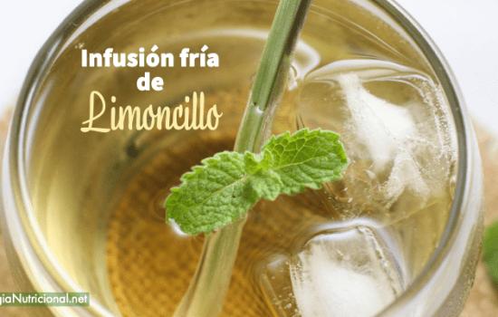 Receta: Infusión fría de Limoncillo