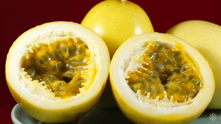La parcha: una fruta medicinal