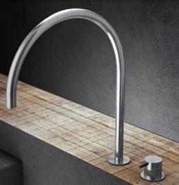 grifo acero lavabo radomonte toki almacenes poveda design diseño