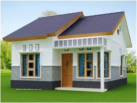 model desain rumah minimalis lantai idaman dekor rumah