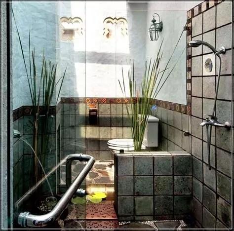tips memilih desain keramik kamar mandi batu alam