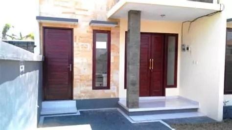 desain rumah full batu alam rumah desain minimalis