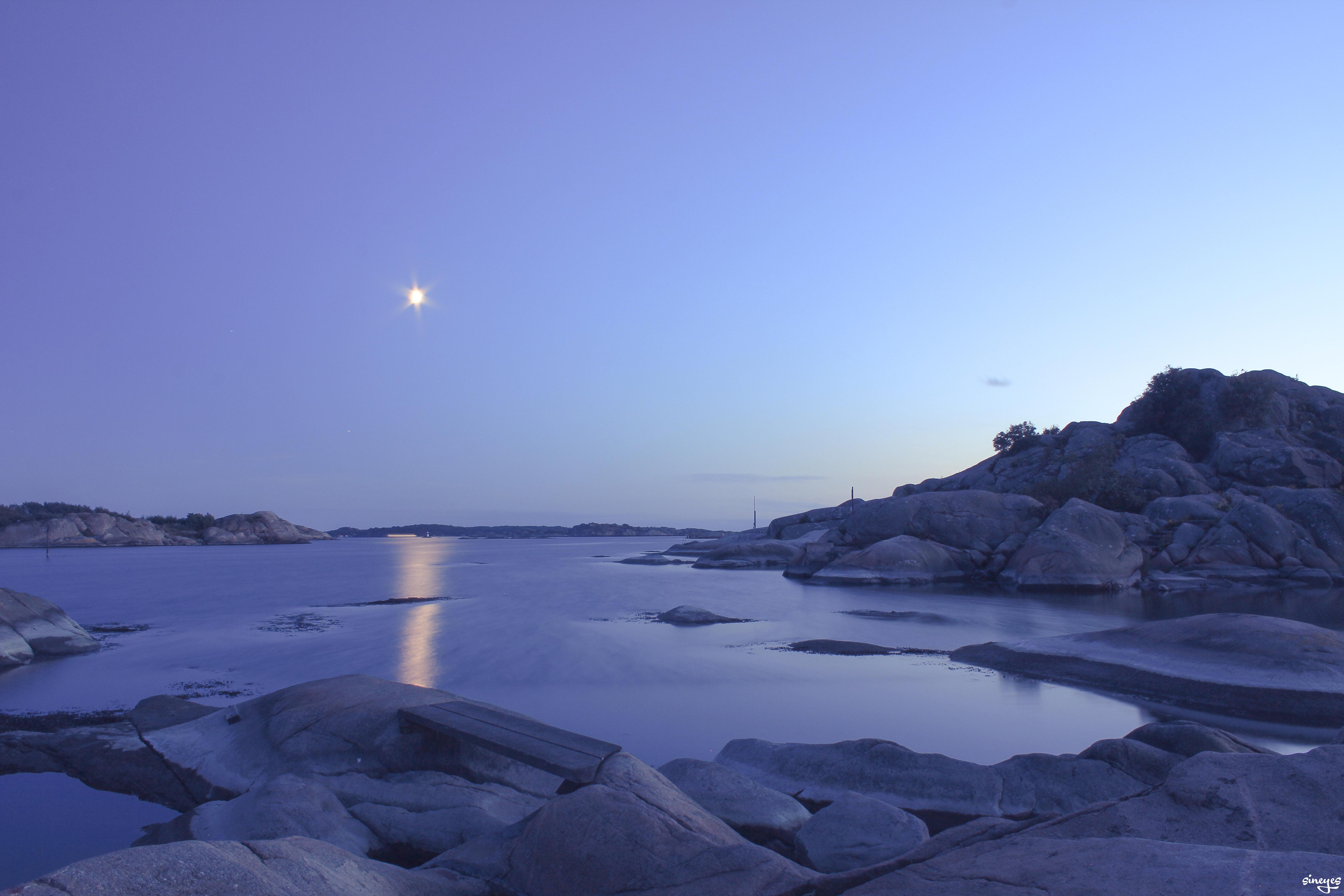 Last night in Sweden - Goteborg, Suède by sineyes