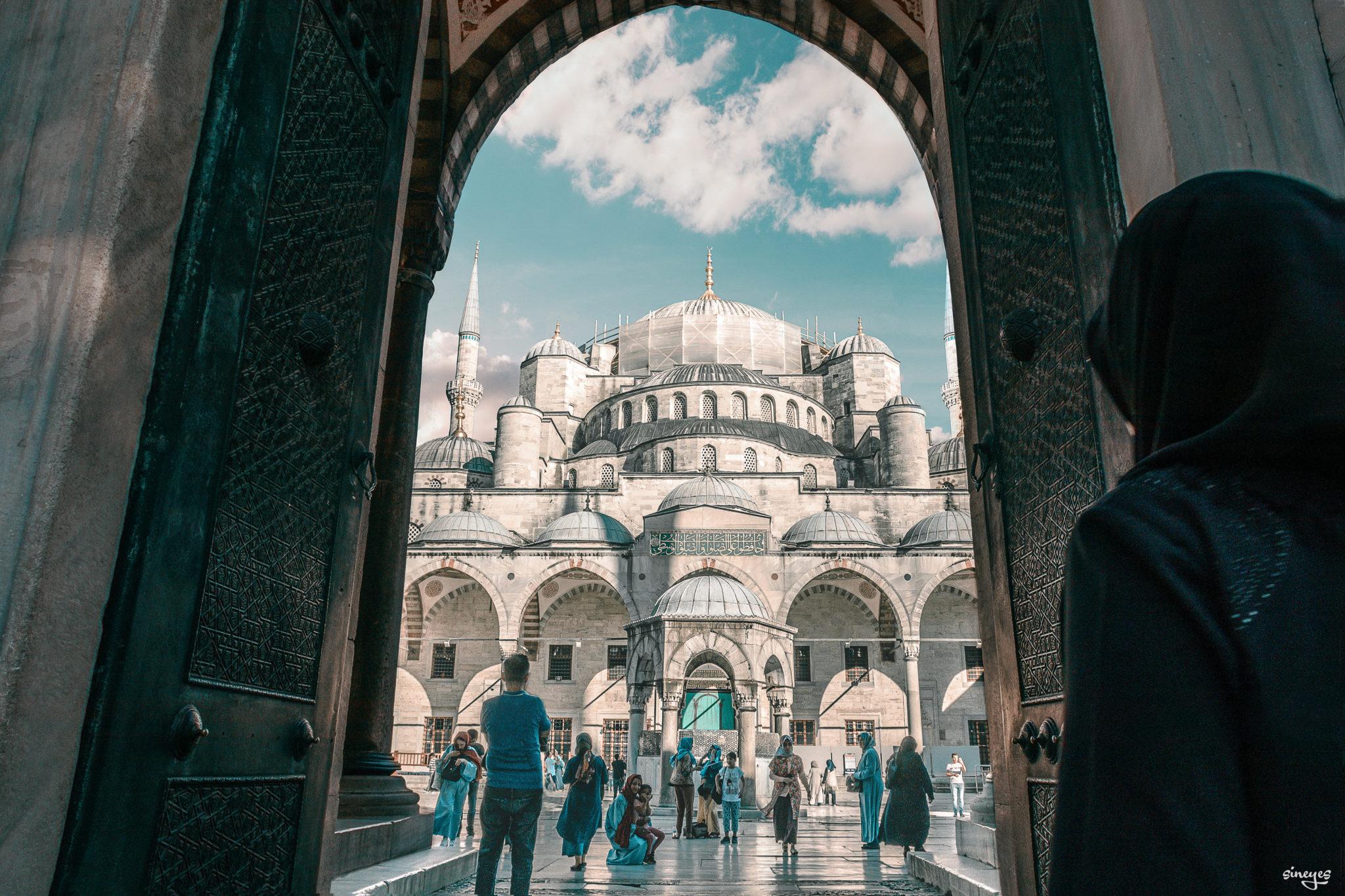 Istanboom - Istanbul, Turquie by sineyes
