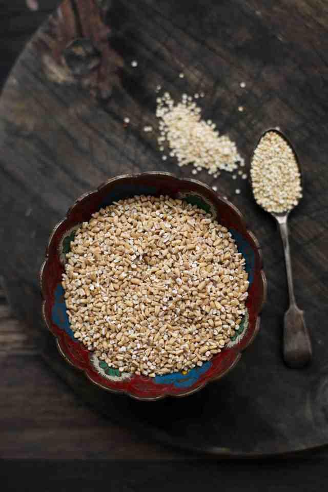 Namkeen Daliya, Savory Breakfast Oatmeal002, Sinfully Spicy