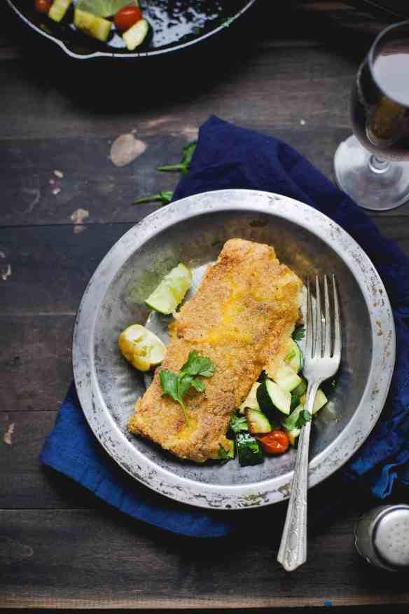 Sinfully Spicy : Amritsari Tawa Macchi, Pan Fried Spicy Fish 004
