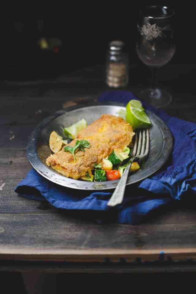 Sinfully Spicy : Amritsari Tawa Macchi, Pan Fried Spicy Fish 001