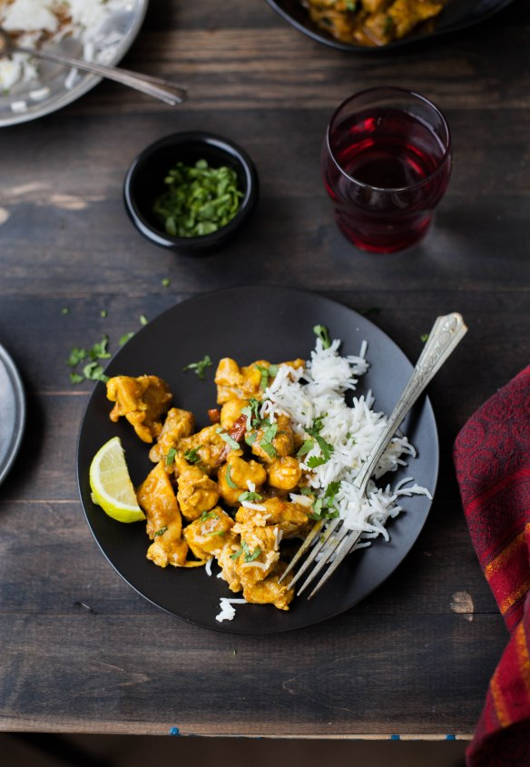 SinfullySpicy - Chicken With Yogurt & Whole Spices 005