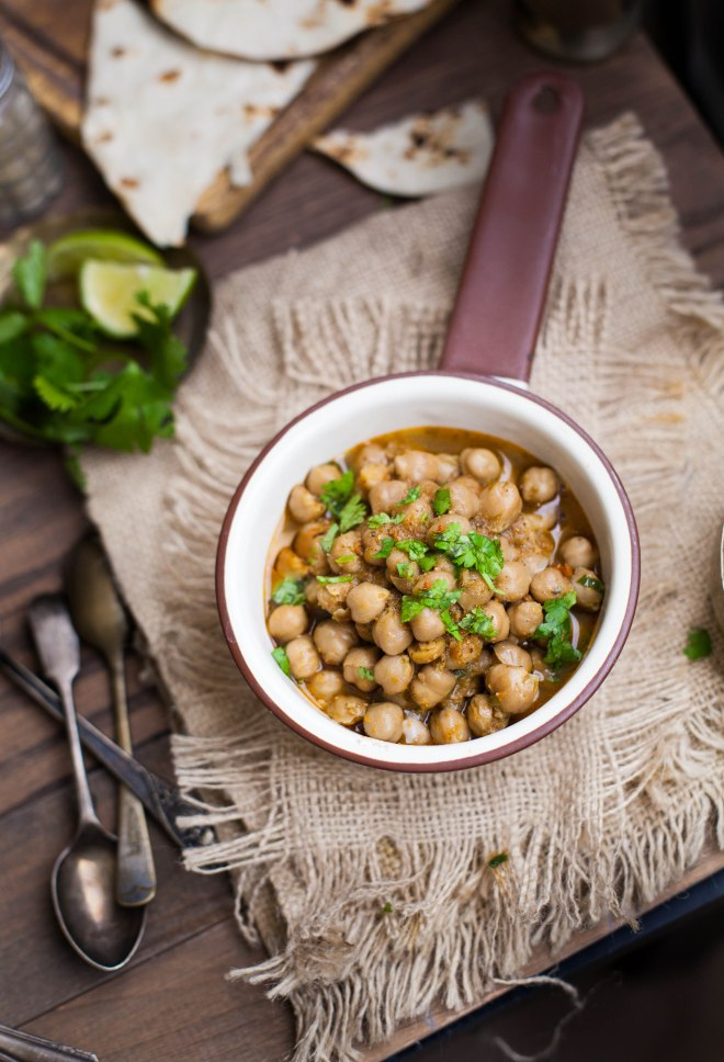 Sinfully Spicy : Pindi Chana, Tea Infused Spicy Chickpea Curry002