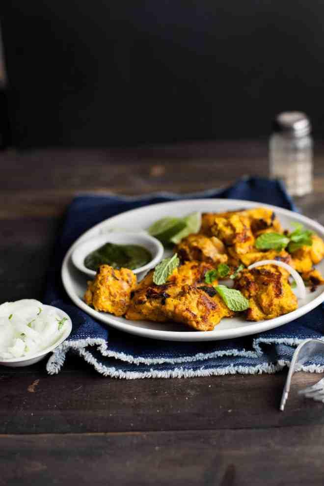 Sinfully Spicy - Murgh(Chicken) Tikka