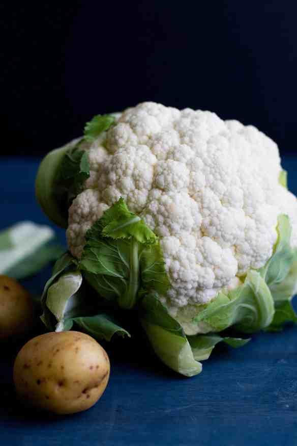 Sinfully Spicy : Yogurt Stewed Cauliflower & Potatoes