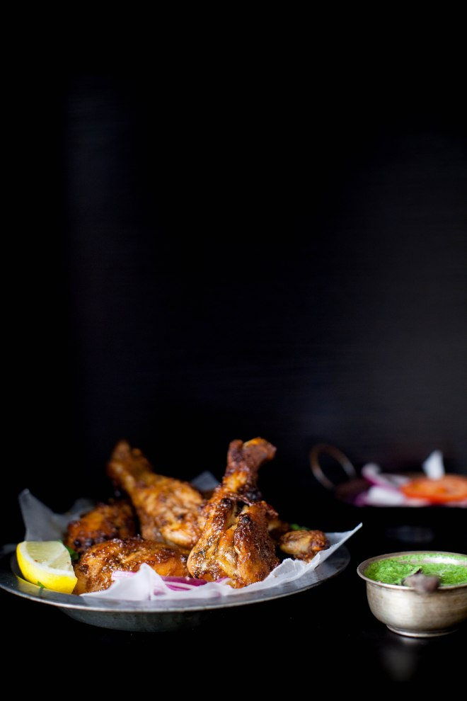 Sinfully Spicy - Tandoori Chicken #indianfood
