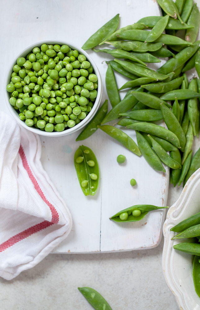 Sinfully Spicy : Fresh Peas