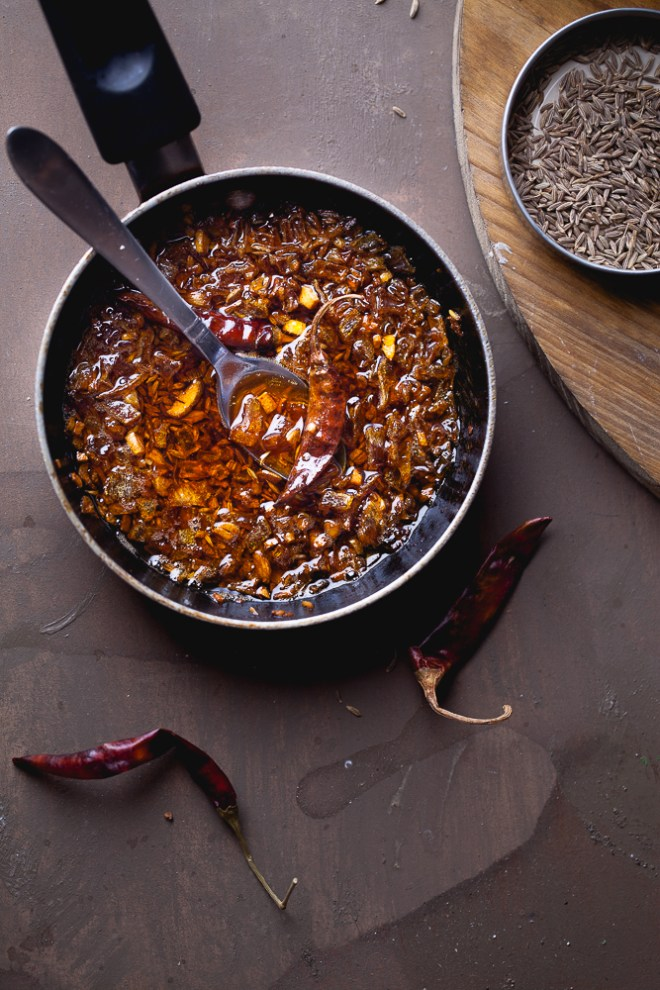 Sinfully Spicy: Tadka, Lentil Tempering