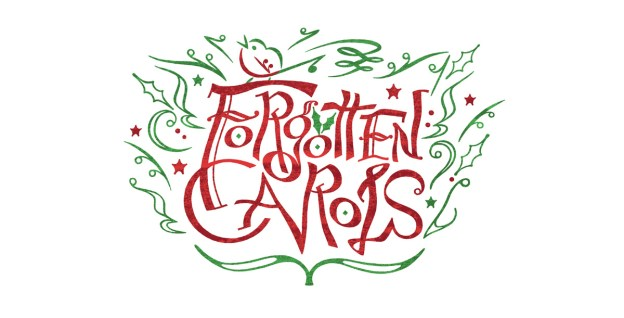 Forgotten carols logo