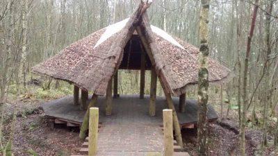 Wistone Lodge grounds