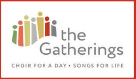 The Gatherings - logo