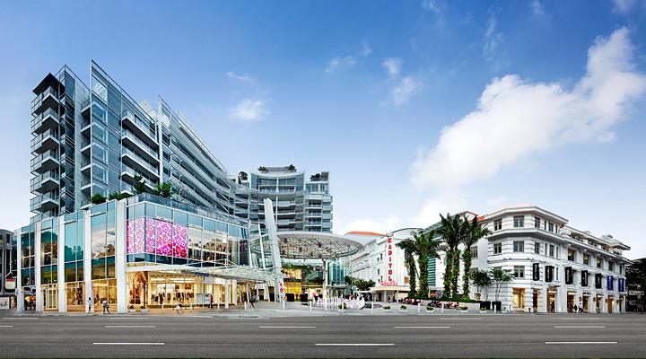 Eden Residences Capitol Singapore Luxurious Integrated Development