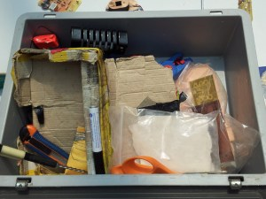 Maker tools in a suitcase!