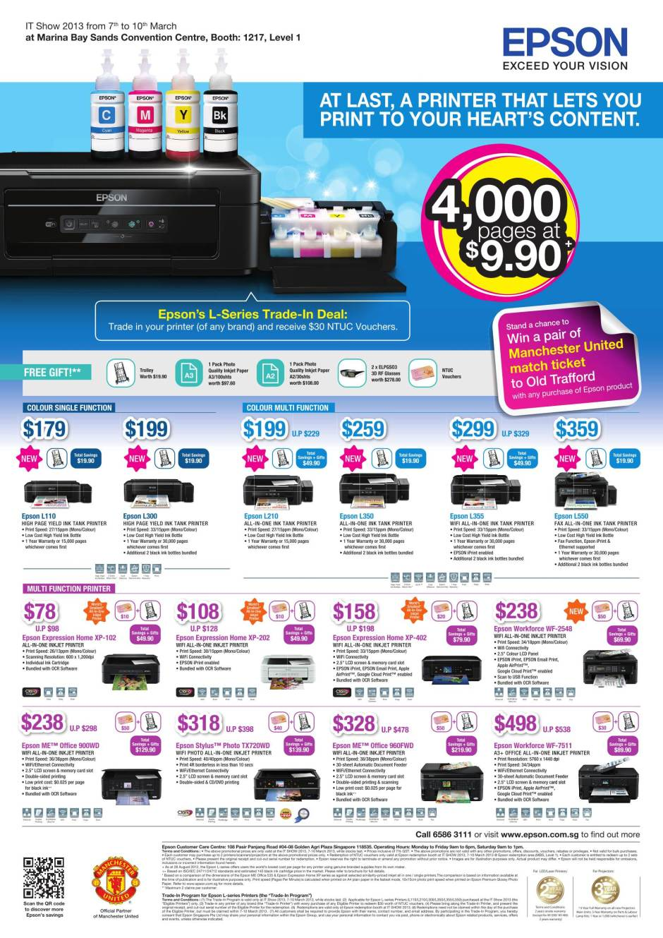 ITSHOW2013 - EPSON Flyer - Page 1