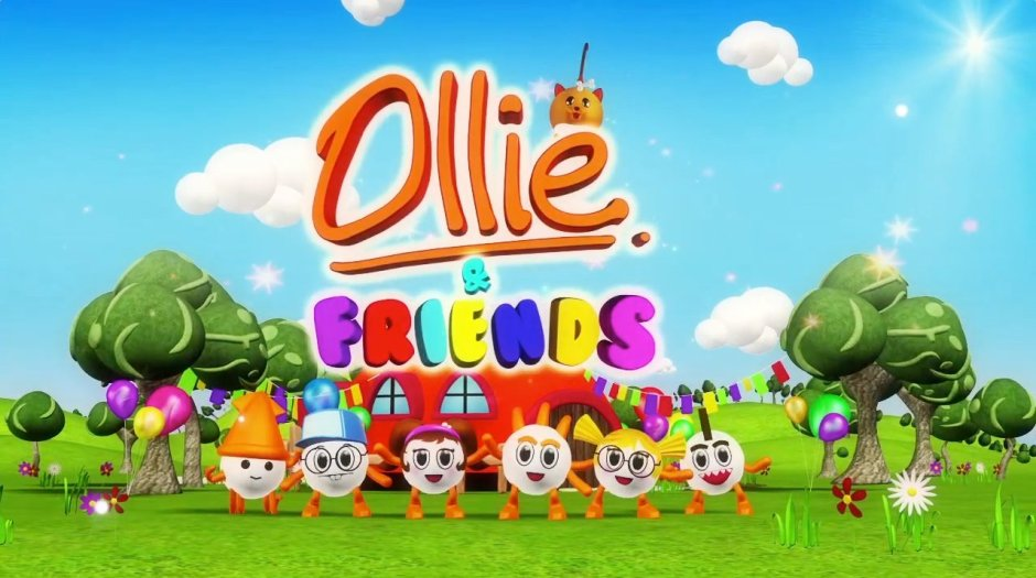 Ollie And Friends Season 2