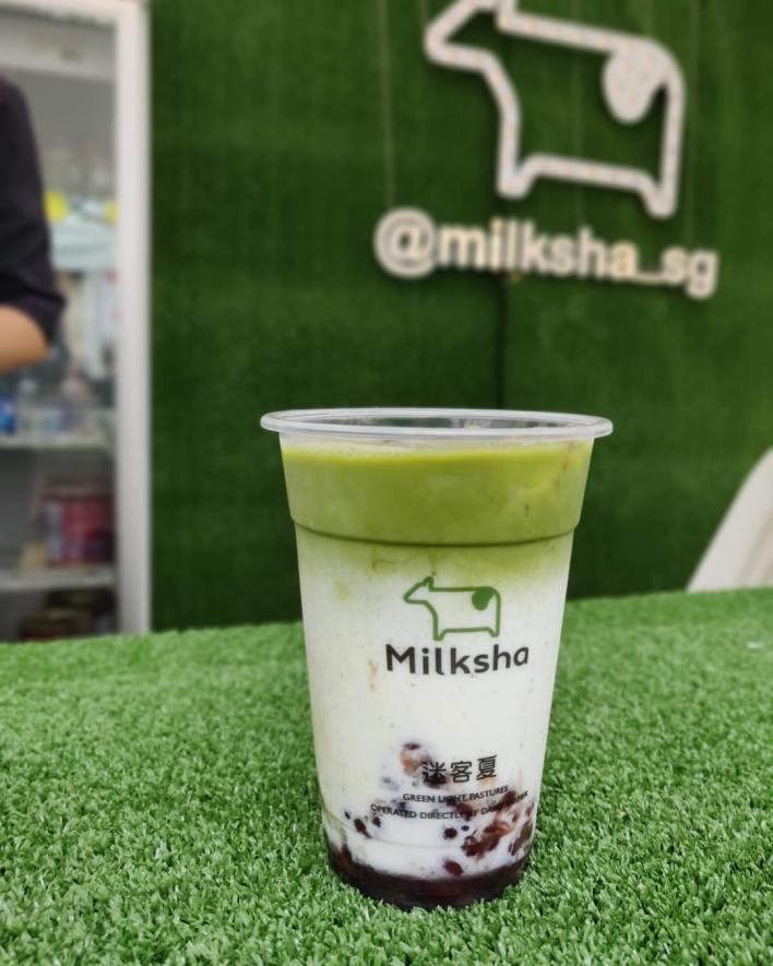 milksha is launching in singapore