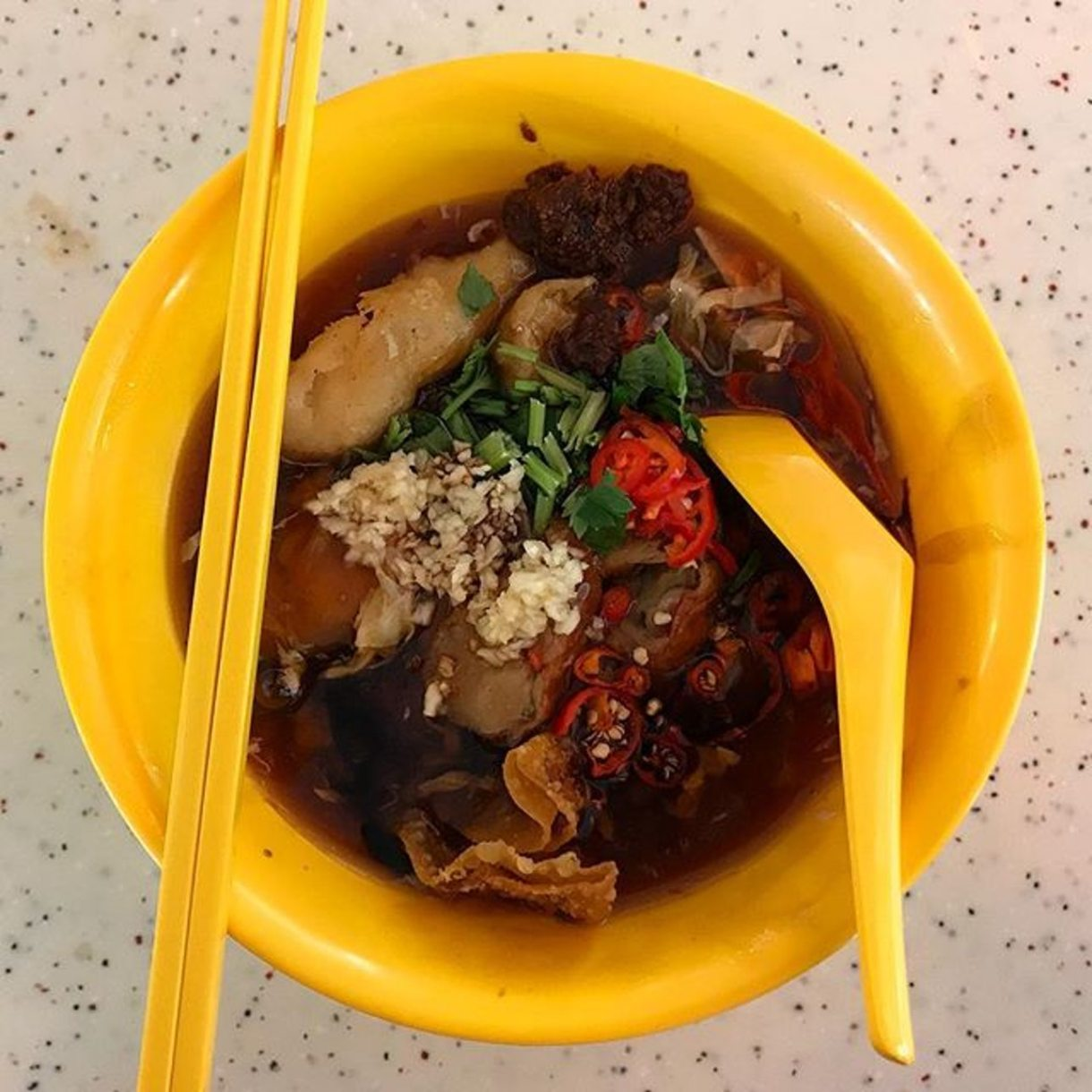 Tiong Bahru Lor Mee