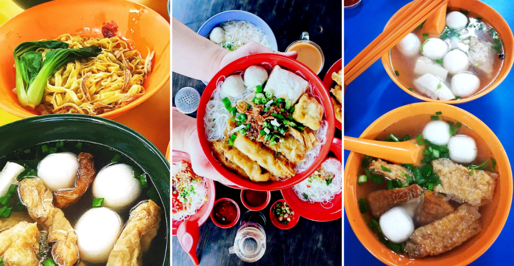 10 Best Mouth Watering Yong Tau Foo In Singapore Singapore Foodie
