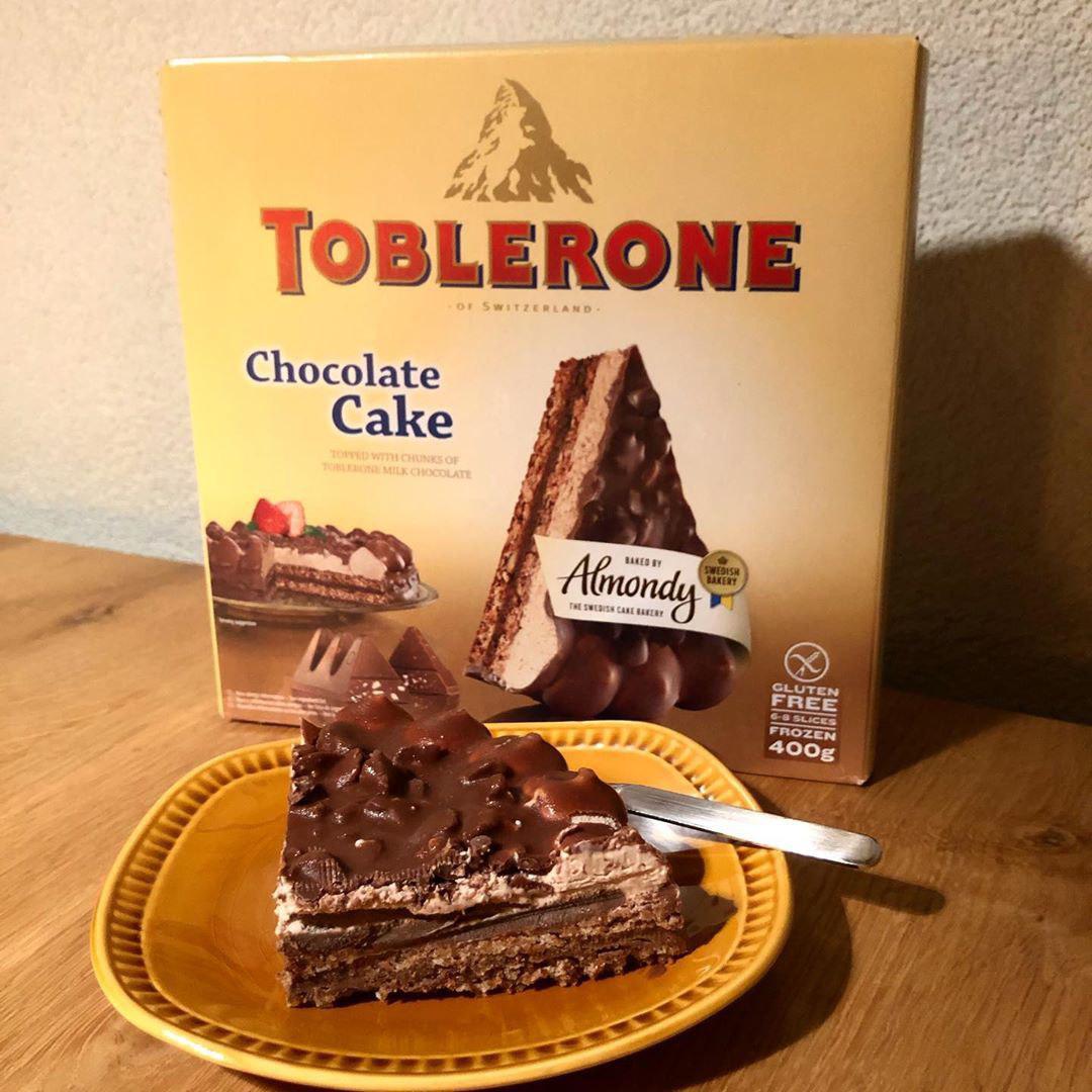 Toblerone Cake Almondy Singapore