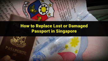 Services offered by singapore philippine embassy and overseas how to replace lost or damaged mutilated philippine passport in singapore stopboris Gallery