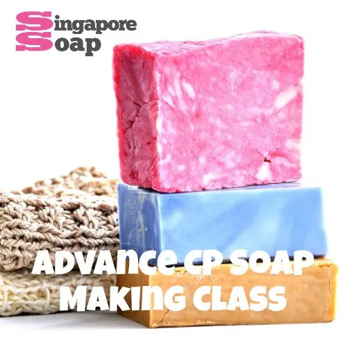 Advanced Cold Process Soap Making Class
