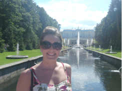 The Peterhof, St Petersburg, Russia