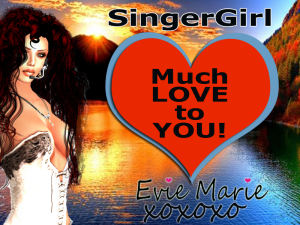 5-6 PM SLT - SingerGirl @ White Horse Tavern (WOW)  - SecondLife @ White Horse Tavern